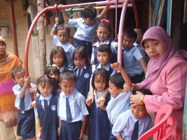 Bantuan Untuk Paud Inklusi Dan Tk Luar Biasa Dari Ditjen Paudni Sekolahbebas