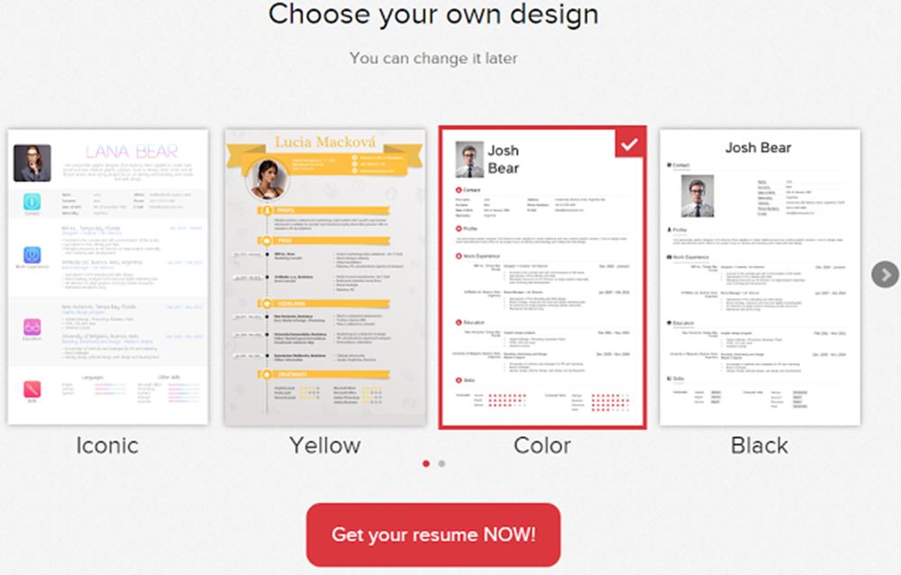 cara membuat cv cantik  resume online   u2013 sekolahbebas